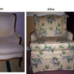 B and AWing slipcover