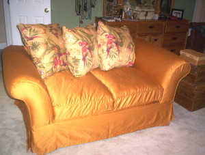 Custom Furniture Slipcover